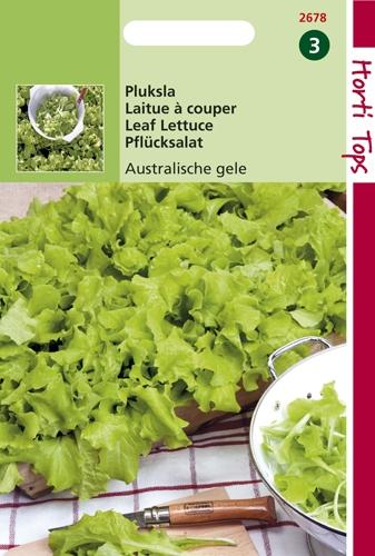 2678 HT Pluksla Australische Gele 10 gram