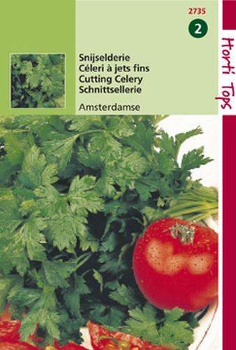 2735 HT Snijselderie Amsterdamse Donkergroene 2 gram