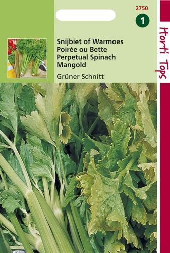 2750 HT Snijbiet Groene Gewone 5 gram
