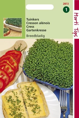 2872 HT Tuinkers Breedbladig 15 gram