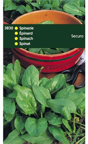 3820 Épinard Securo  250 gram