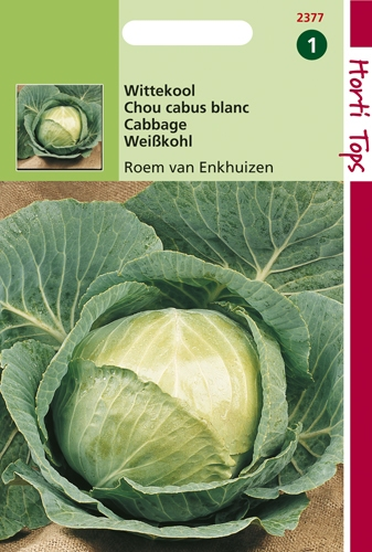 2377 HT Witte Kool Roem van Enkhuizen 2 gram