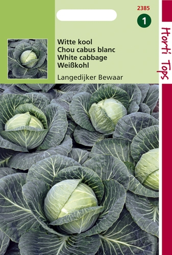 2385 HT Witte Kool Langedijker Bewaar 2 gram