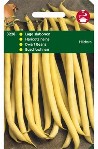 3228 Haricots nains Hildora  100 grammes
