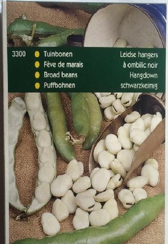 3300 Tuinbonen Leidse Hangers 100 gram