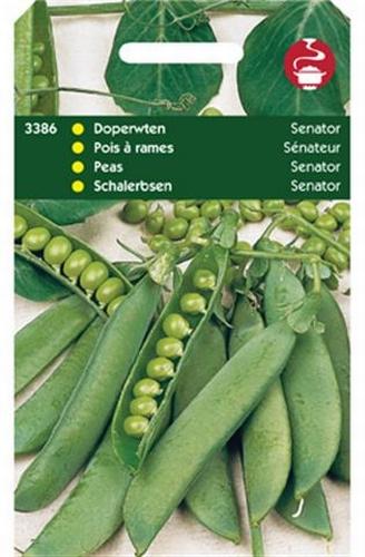 3386 Doperwten Senator 100 gram