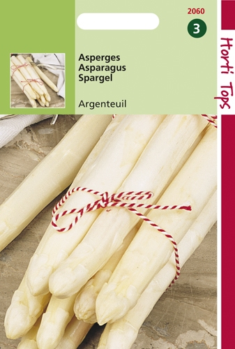 2060 HT Asperges Argenteuil  3 gramme