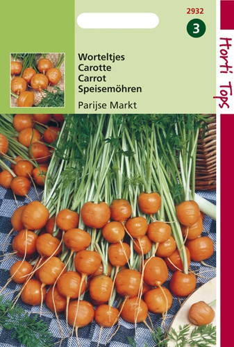 2932 HT Wortelen Parijse Markt 5 gram