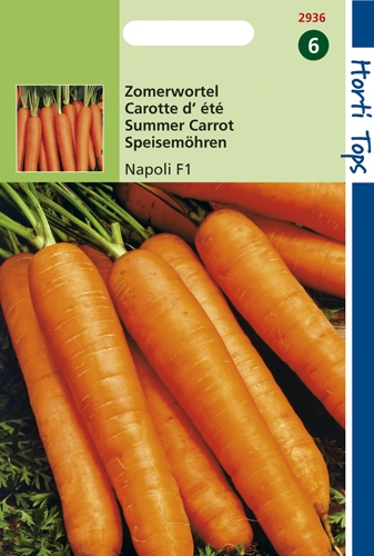 2936 HT Wortelen Napoli F1 800 zaden