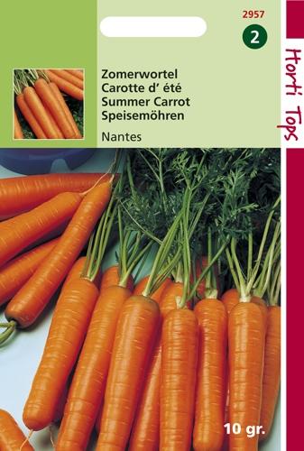 2957 HT Wortelen Nantes 10 gram