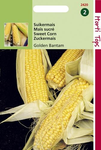 2420 HT Suikermais Golden Bantam 8 gram