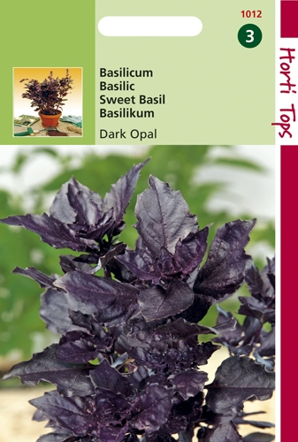 1012 HT Basilicum Dark Opal 1,5 gram