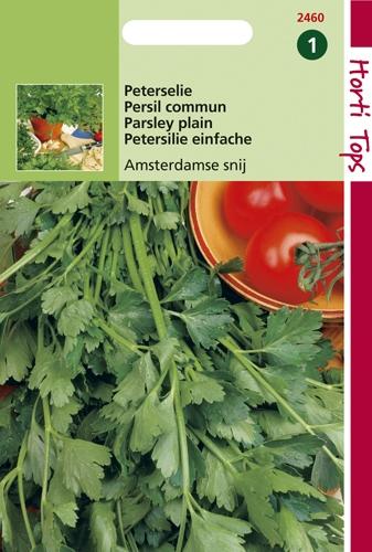 2460 HT Peterselie Amsterdamse Snij 5 gram
