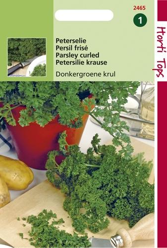 2465 HT Peterselie Donkergroene Krul 5 gram