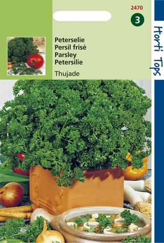 2470 HT Peterselie Thujade Orig. Donkergroene 3 gram