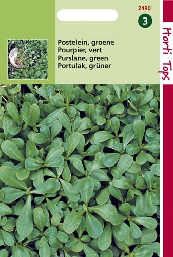 2490 HT Postelein Groene 10 gram