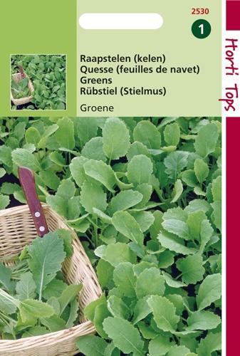 2530 HT Raapstelen Groene 10 gram
