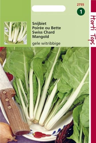 2755 HT Poirée ou Bette blonde à carde blanche  5 gramme