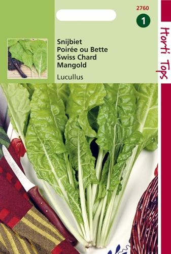 2760 HT Poirée ou Bette Lucullus  5 gramme