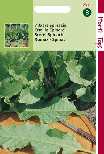 2836 HT Oseille Épinard  0,5 gramme