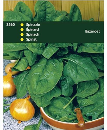 3560 HT Spinazie Bazaroet 100 gram
