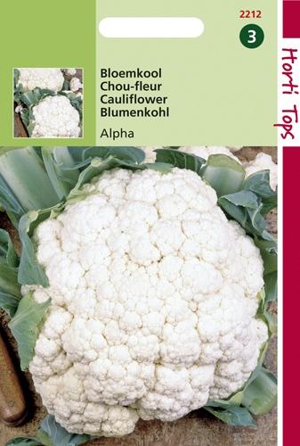 2212 HT Chou-fleur Alpha  1 gramme