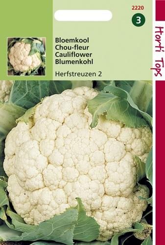 2220 HT Chou-fleur Géant d'Automne 2   1 gramme