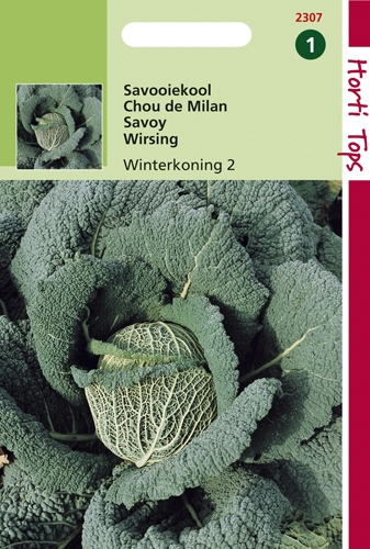 2307 HT Savooiekool Winterkoning 2 2 gram