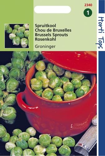 2340 HT Spruitkool Groninger 2 gram