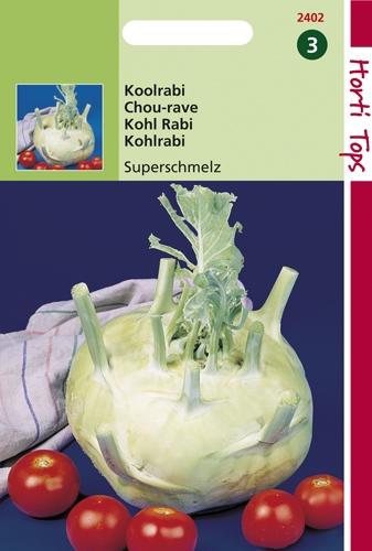 2402 HT Koolrabi Superschmelz 1 gram