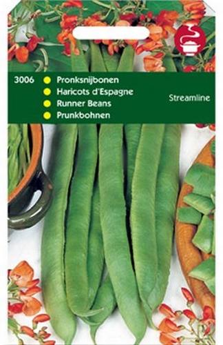 3006 HT Haricots d'Espagne Streamline  100 grammes