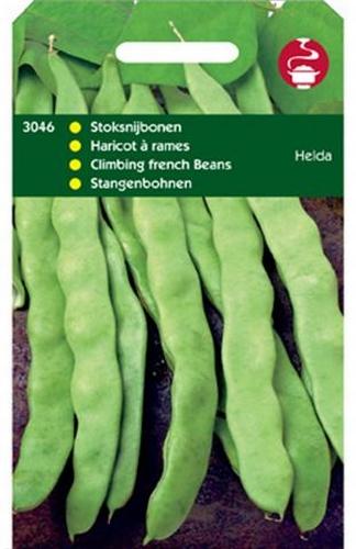 3046 Stoksnijbonen Helda 100 gram