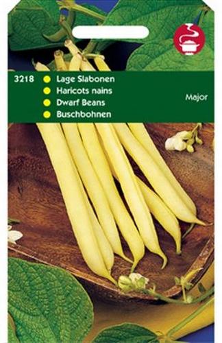 3218 Haricots nains Major  50 grammes