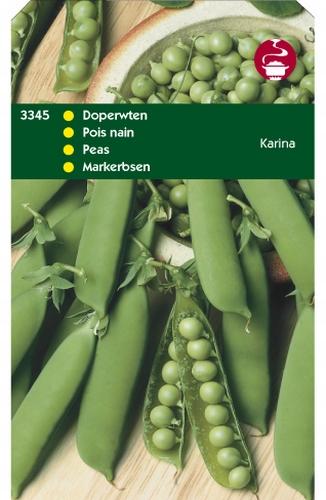 3345 Doperwten Karina 100 gram