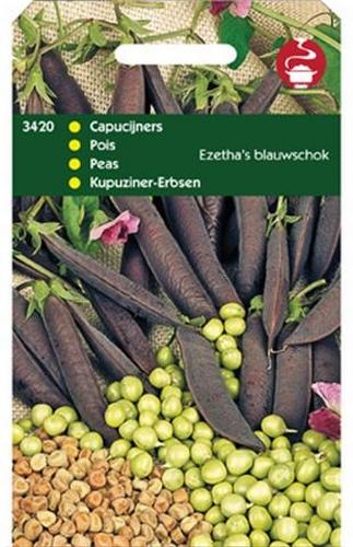 3420 Capucijners Ezetha's Blauwschok 100 gram