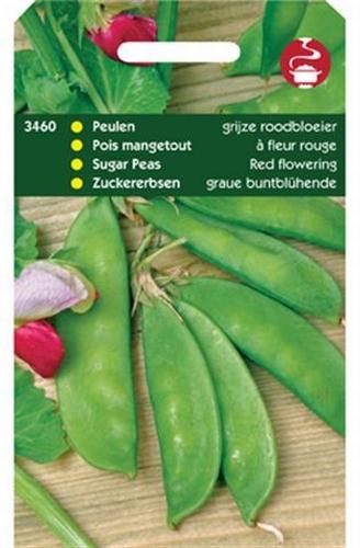 3460 Peulen Grijze Roodbloeier 100 gram
