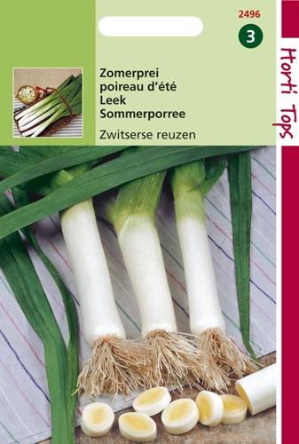 2496 HT Poireau d'été Bluvetia  2,5 gramme