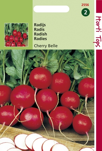 2556 HT Radijs Cherry Belle 10 gram