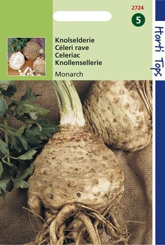 2724 HT Céleri rave Monarch  0,25 gramme