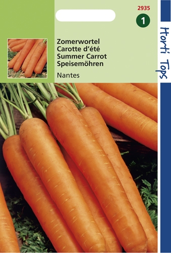 2935 HT Wortelen Nantes 6 gram