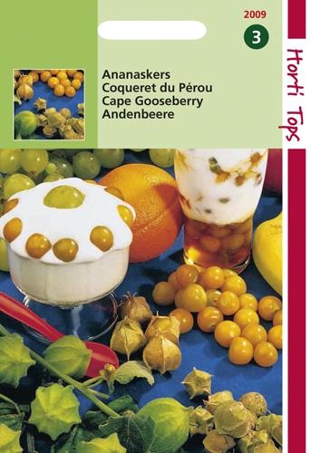 2009 HT Coqueret du Pérou  0,5 gramme