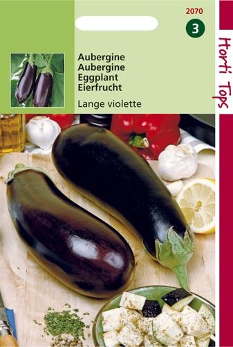 2070 HT Aubergine Lange Violette 2 gram