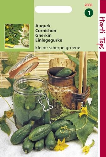 2080 HT Cornichon Vert petit de Paris  2,5 gramme