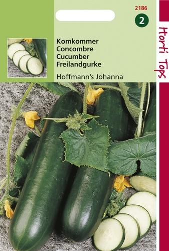2186 HT Komkommers Hoffmann's Johanna 1 gram