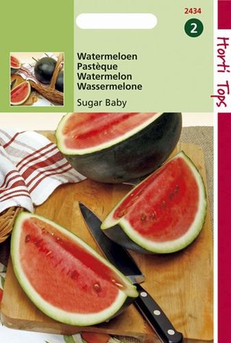 2434 HT Watermeloen Sugar Baby 2 gram