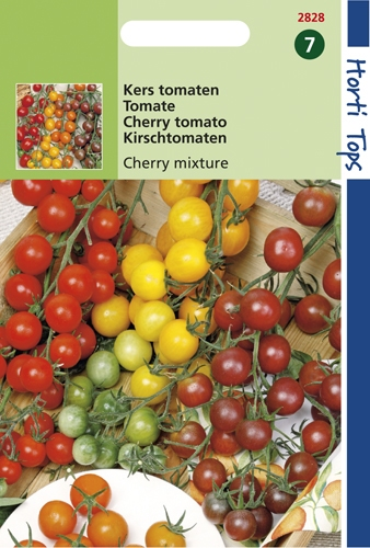 2828 HT Tomates à cerise en mélange  29 graines