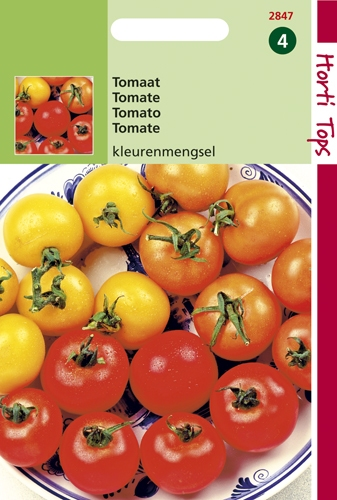 2847 HT Tomate Mélange de couleurs  0,45 gramme