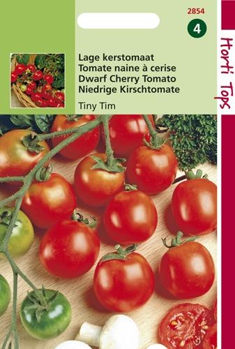 2854 HT Tomate naine à cerise Tiny Tim  0,5 gramme