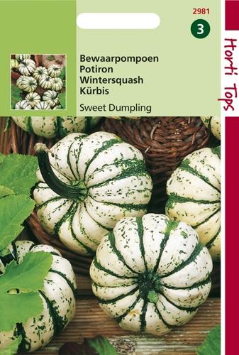 2981 HT Pompoenen Sweet Dumpling 1 gram