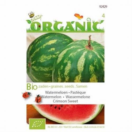 92429 BO Watermeloen Crimson Sweet 1 gram